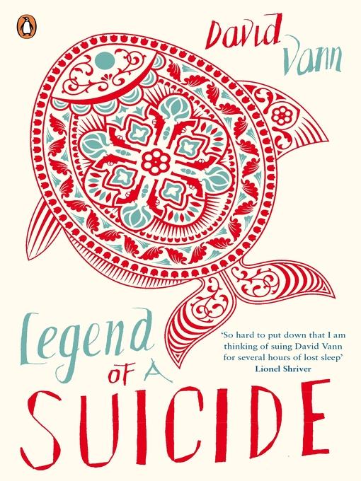 Title details for Legend of a Suicide by David Vann - Wait list