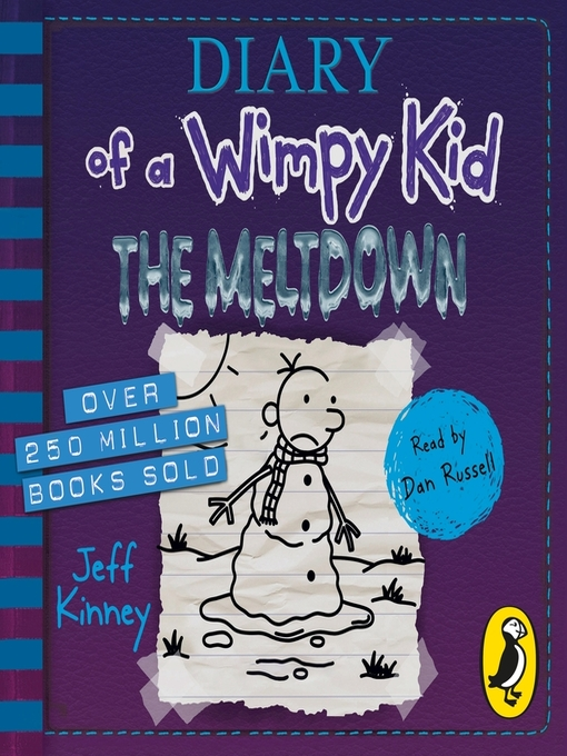 Title details for The Meltdown (Book 13) by Jeff Kinney - Available