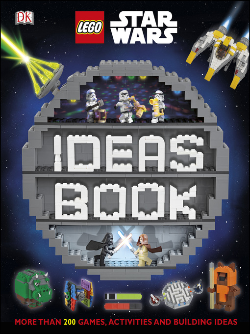 Title details for LEGO Star Wars Ideas Book by DK - Available