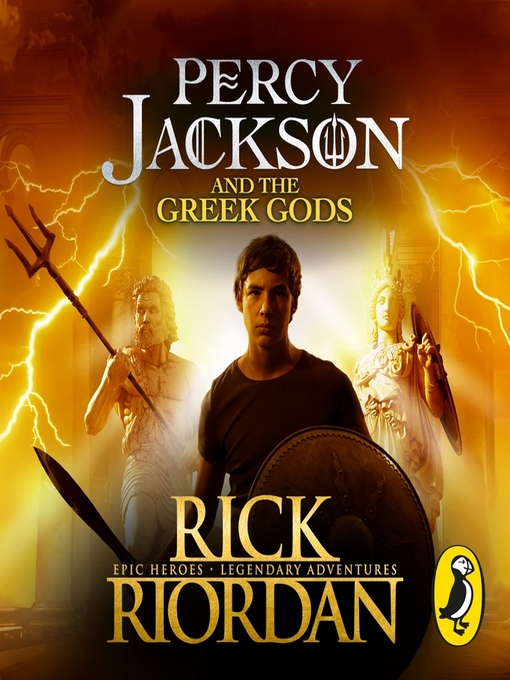 Title details for Percy Jackson and the Greek Gods by Rick Riordan - Available