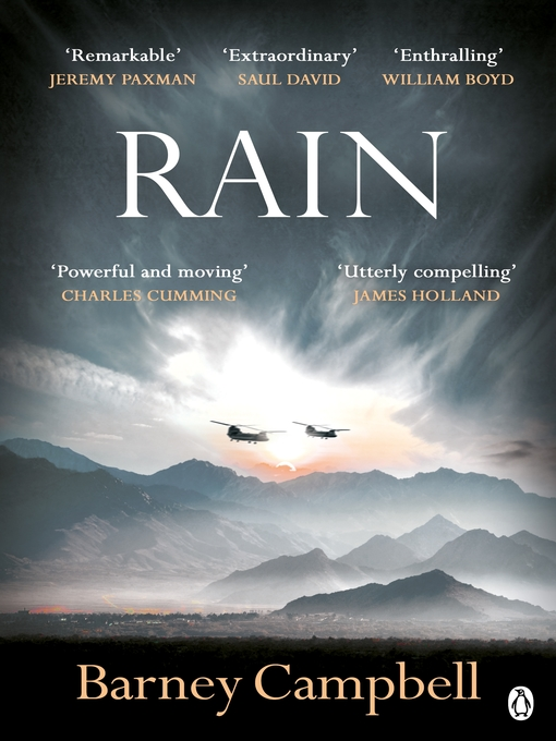 Title details for Rain by Barney Campbell - Available