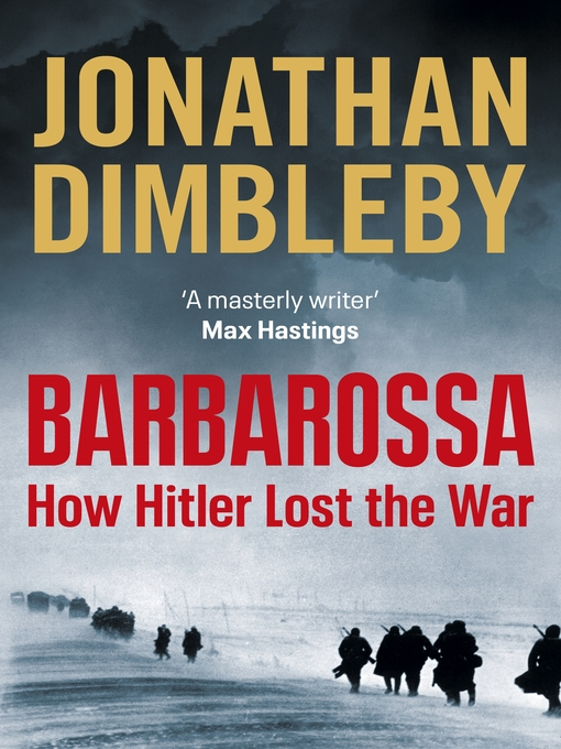 Title details for Barbarossa by Jonathan Dimbleby - Wait list