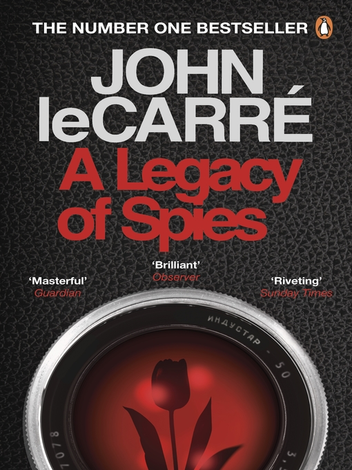 Cover of A Legacy of Spies