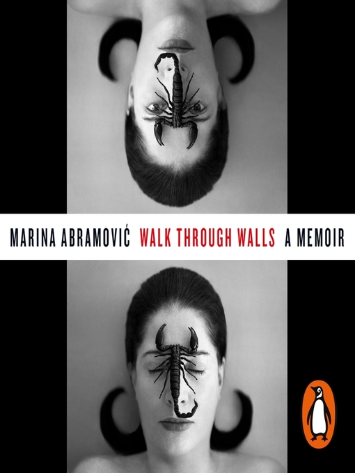 Title details for Walk Through Walls by Marina Abramovic - Wait list