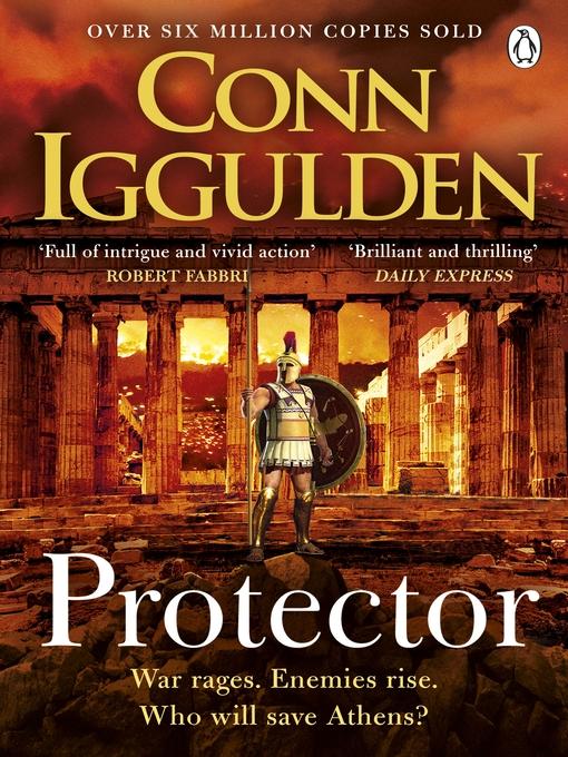 Title details for Protector by Conn Iggulden - Wait list