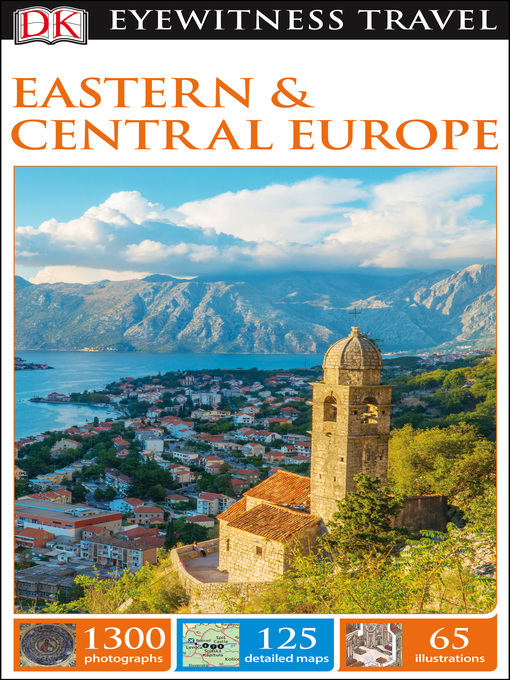 Title details for DK Eyewitness Travel Guide Eastern and Central Europe by DK Travel - Available