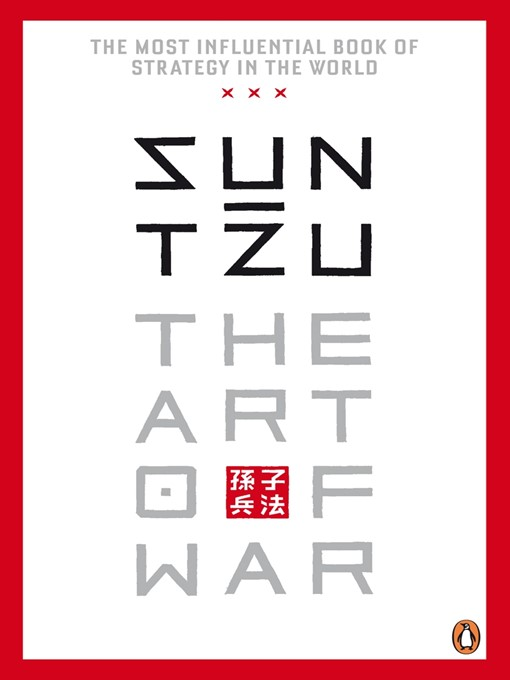 Title details for The Art of War by Sun-tzu - Available