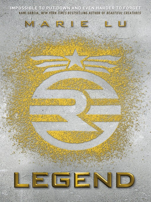 Title details for Legend by Marie Lu - Available