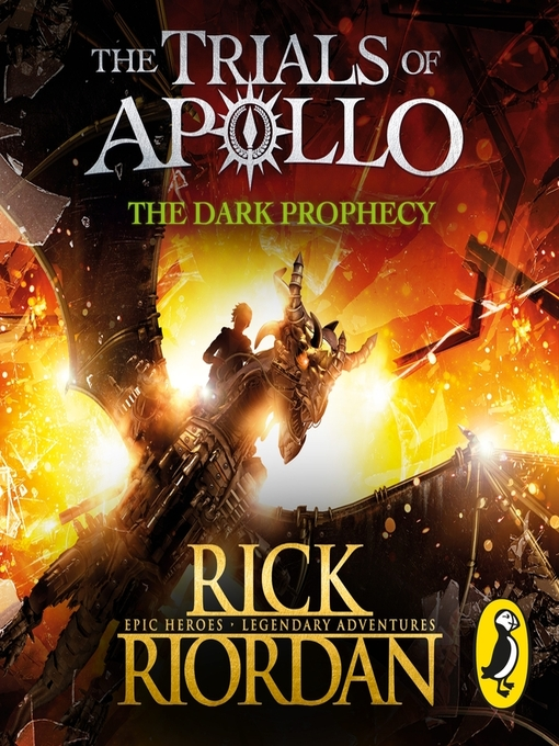 Title details for The Dark Prophecy by Rick Riordan - Available