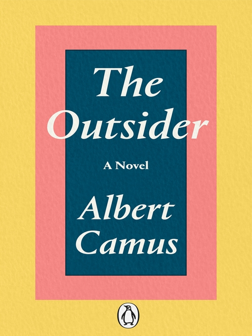Title details for The Outsider by Albert Camus - Available