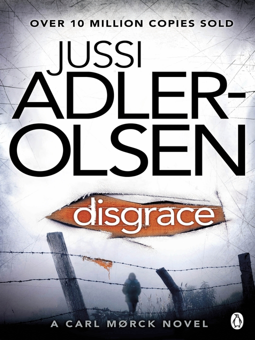 Title details for Disgrace by Jussi Adler-Olsen - Available