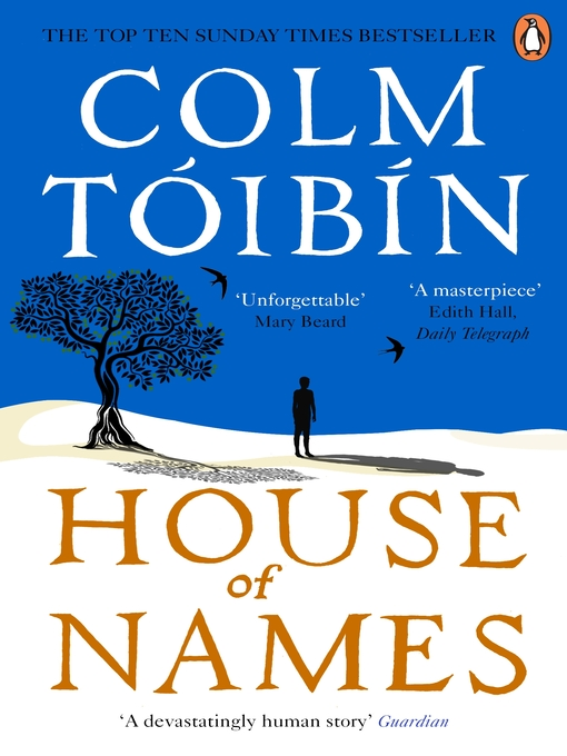 Cover of House of Names