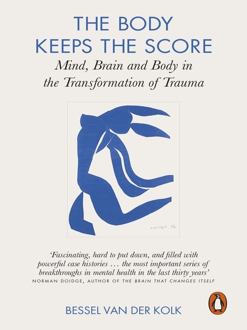 Title details for The Body Keeps the Score by Bessel van der Kolk - Wait list