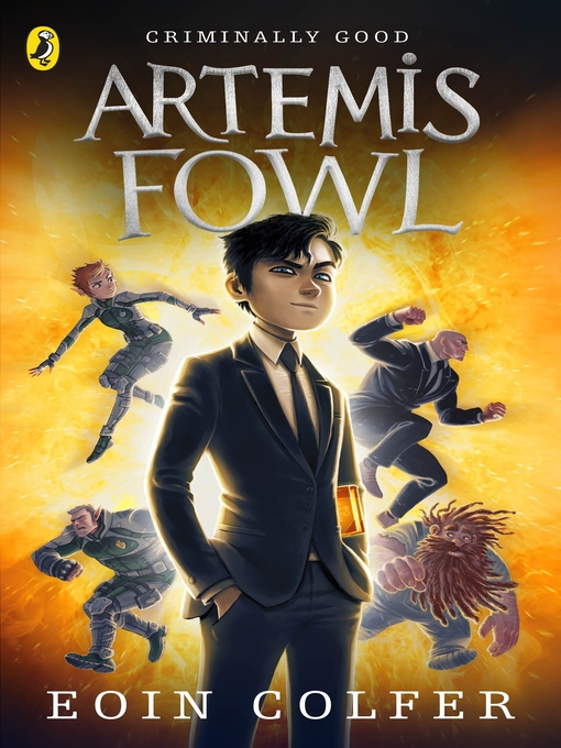 Title details for Artemis Fowl by Eoin Colfer - Wait list