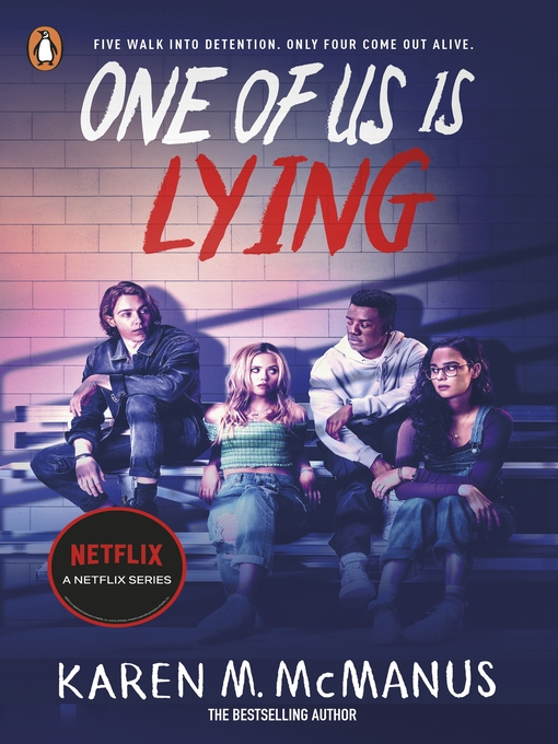 One of Us Is Lying the bestselling thriller