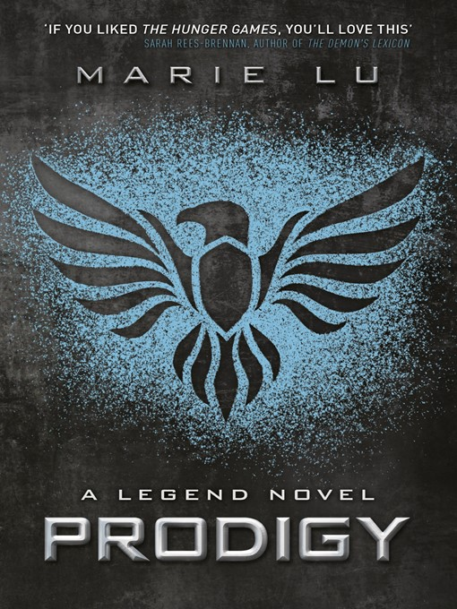 Title details for Prodigy by Marie Lu - Wait list