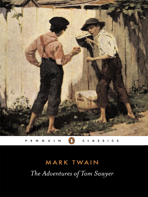 a description of tom sawyer a boy who is full of adventures