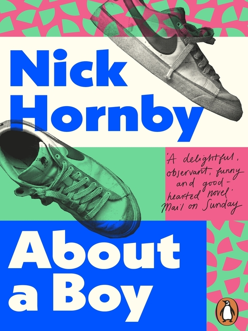 Title details for About a Boy by Nick Hornby - Available