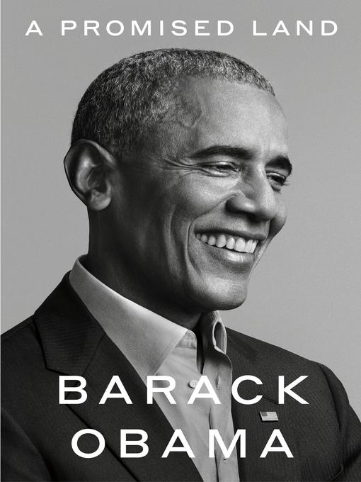 Title details for A Promised Land by Barack Obama - Wait list