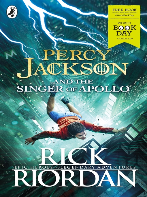 Title details for Percy Jackson and the Singer of Apollo by Rick Riordan - Available