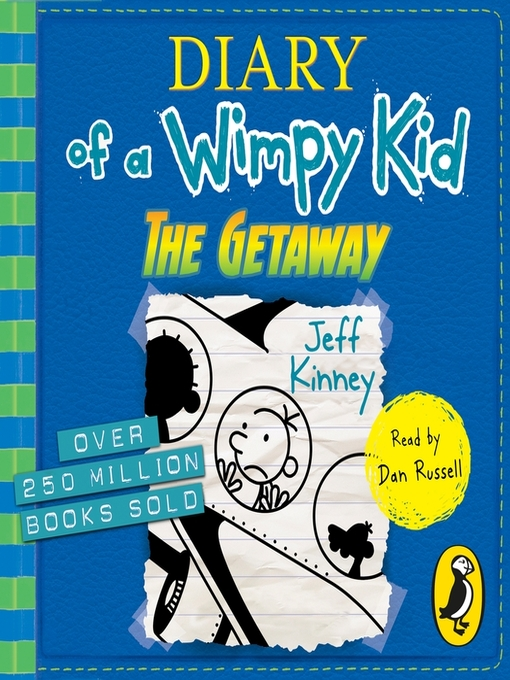 Title details for The Getaway by Jeff Kinney - Available