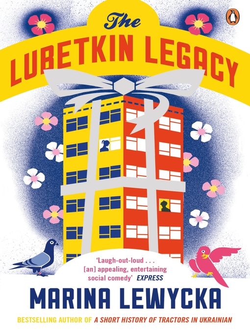 Title details for The Lubetkin Legacy by Marina Lewycka - Available