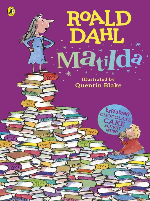Title details for Matilda by Roald Dahl - Available
