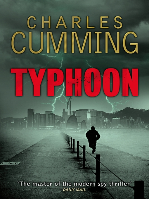 Title details for Typhoon by Charles Cumming - Available