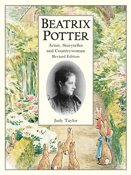 Cover of Beatrix Potter Artist, Storyteller and Countrywoman