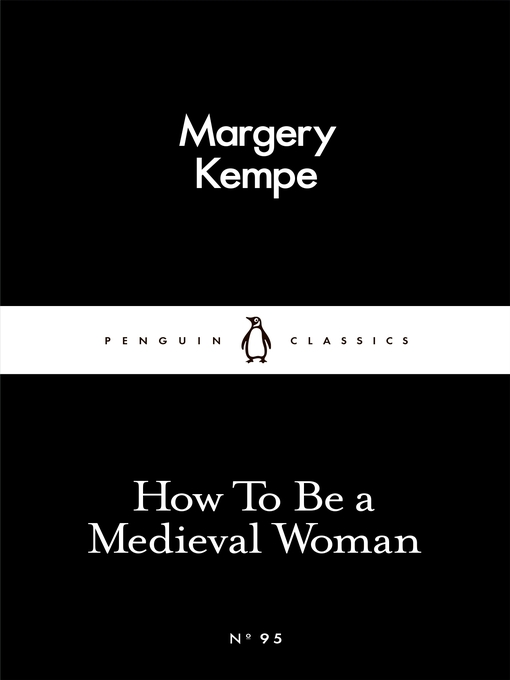 margery kempe essay questions Lauren russo margery kempe was a very expressive 15th century christian mystic she is well noted in the literary world as the first person to author an autobiography in english.