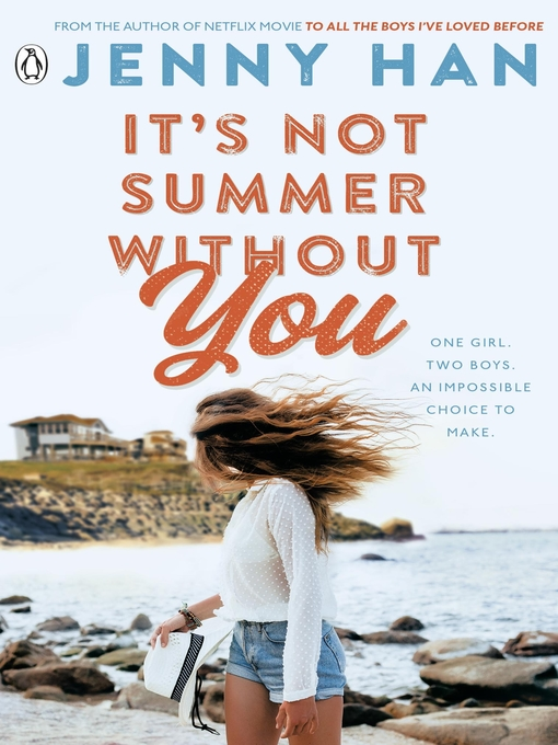 Title details for It's Not Summer Without You by Jenny Han - Available