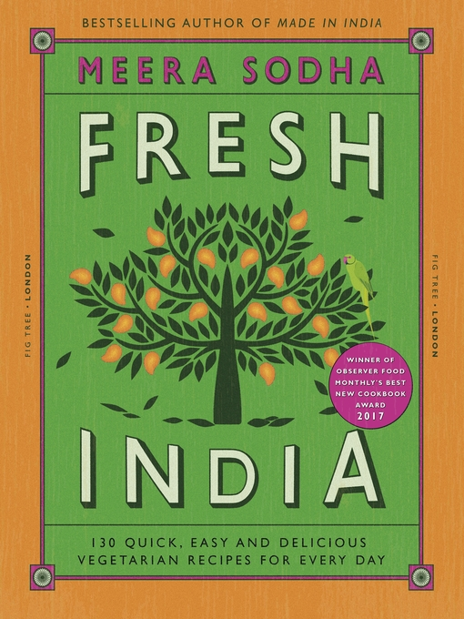 Title details for Fresh India by Meera Sodha - Wait list