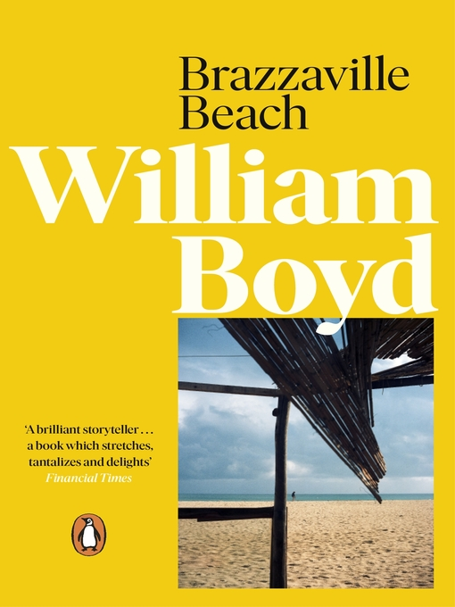 Title details for Brazzaville Beach by William Boyd - Available