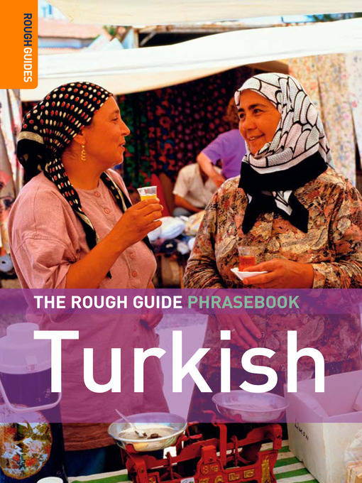 Title details for The Rough Guide Phrasebook Turkish by Lexus - Available