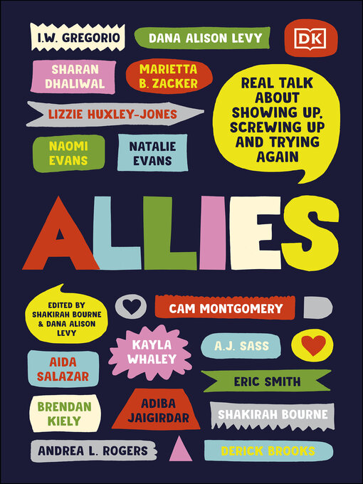 Title details for Allies by Shakirah Bourne - Available