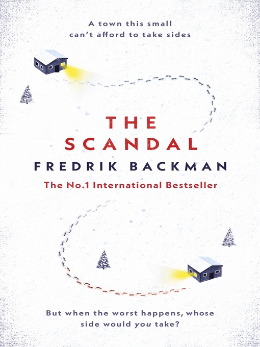 Title details for The Scandal by Fredrik Backman - Wait list