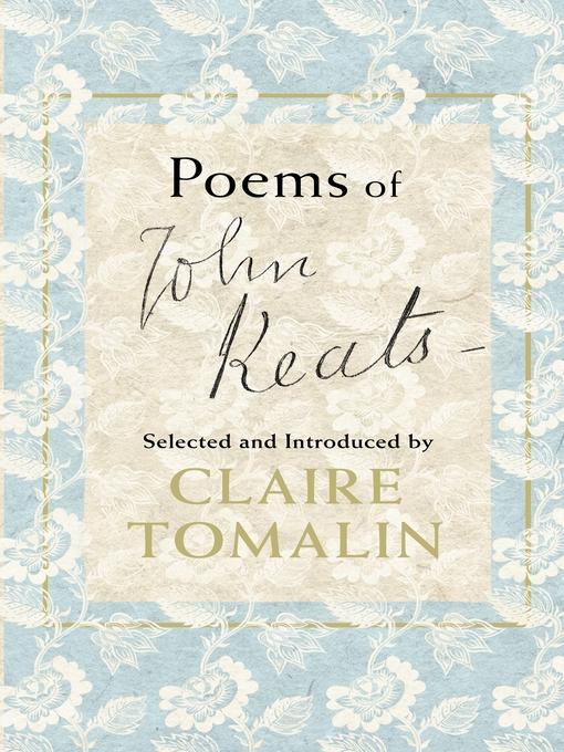 the life and career of john keats