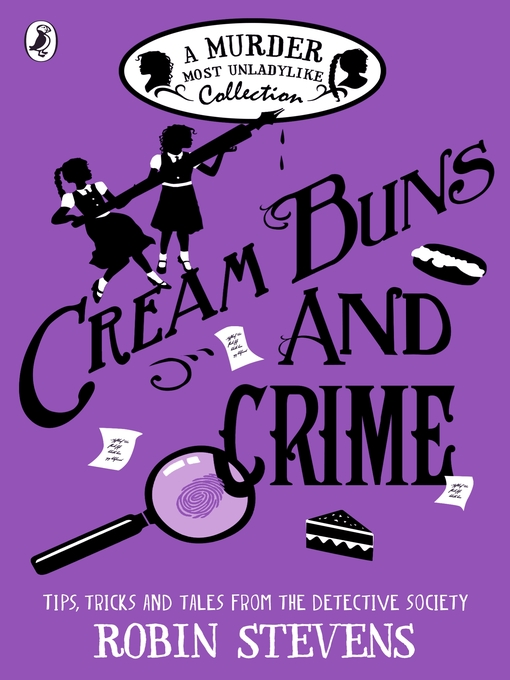 Title details for Cream Buns and Crime by Robin Stevens - Wait list
