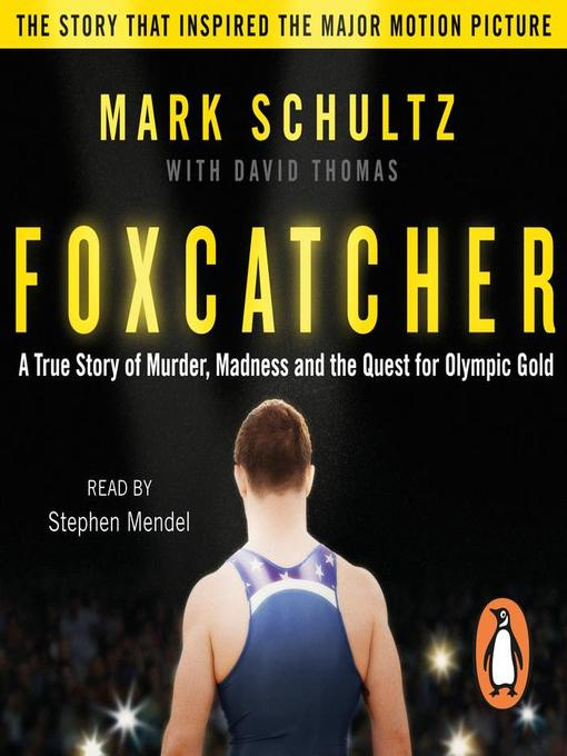 Cover of Foxcatcher