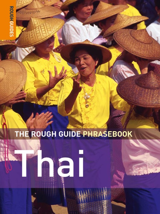 Title details for The Rough Guide Phrasebook Thai by Lexus - Available