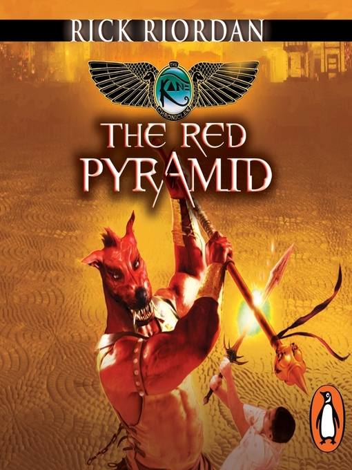Title details for The Red Pyramid (The Kane Chronicles Book 1) by Rick Riordan - Wait list