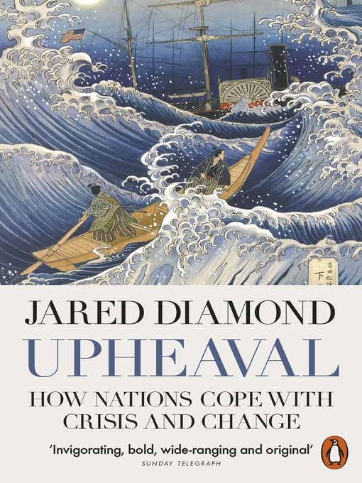 Title details for Upheaval by Jared Diamond - Wait list