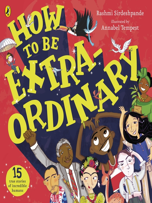 Title details for How to Be Extraordinary by Rashmi Sirdeshpande - Available