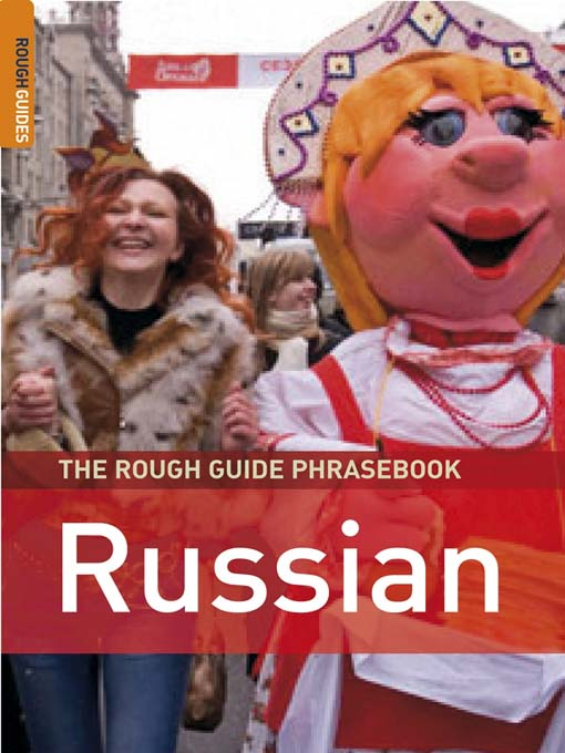 Title details for The Rough Guide Phrasebook Russian by Lexus - Available