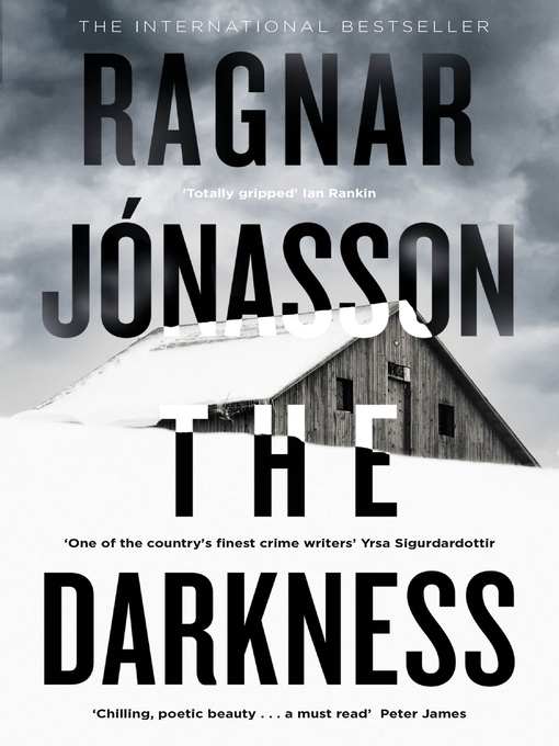Title details for The Darkness by Ragnar Jónasson - Wait list