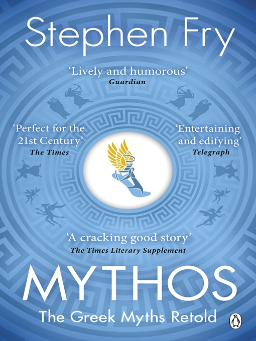 Title details for Mythos by Stephen Fry - Wait list