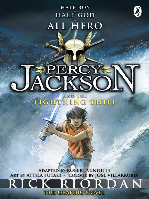 Percy Jackson and the Lightning Thief Percy Jackson and the Olympians Graphic Novels Series, Book 1