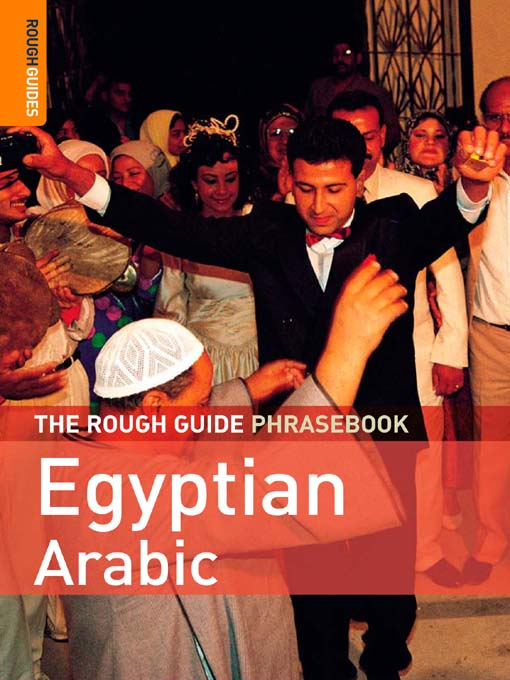 Title details for The Rough Guide Phrasebook Egyptian Arabic by Lexus - Wait list