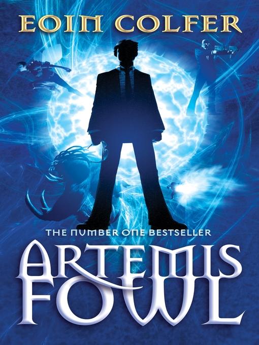Artemis Fowl Artemis Fowl Series, Book 1
