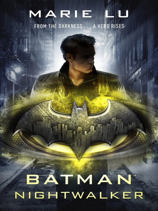 Batman: Nightwalker DC Icons Series, Book 2